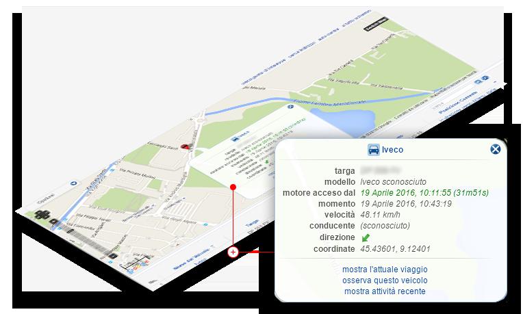 Monitoraggio satellitare edilizia